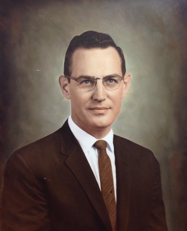 George M. Manuel portrait